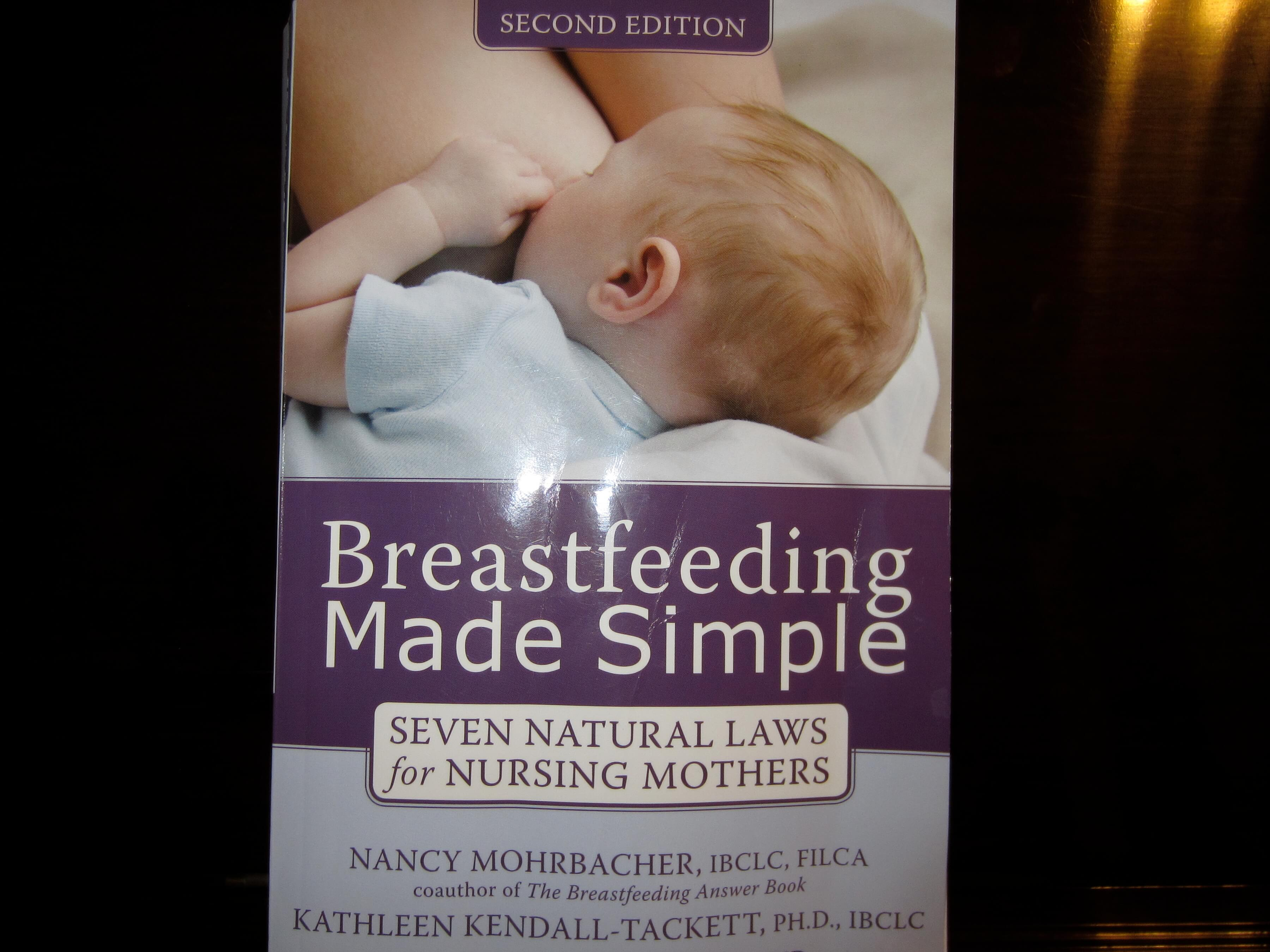 Book Review: 'Breastfeeding Made Simple' by Mohrbacher