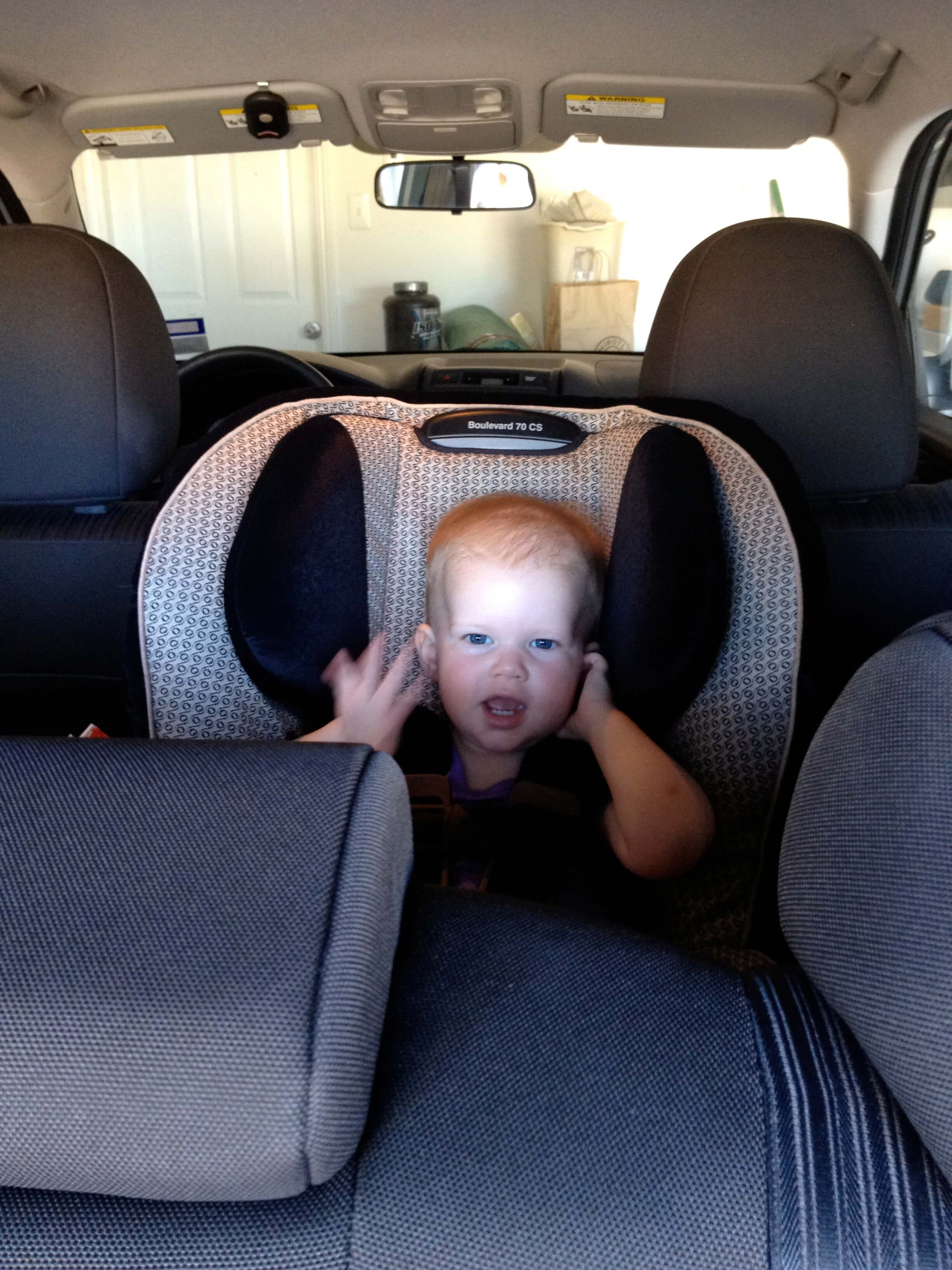 Car Seat Safety 101